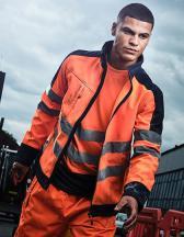 Hi-Vis Pro Softshell Jacket