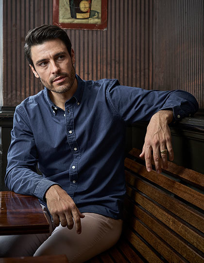 Casual Twill Shirt