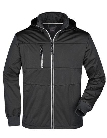 Men`s Maritime Softshell-Jacket